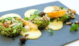 Jonnie Boer kiest beste vegetarisch gerecht