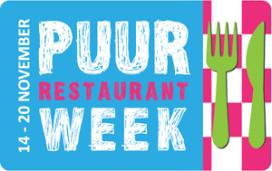 Puurste Restaurant' verkozen tijdens Puur Restaurant Week