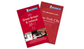 Michelin gul in Groot-Britannië en New York