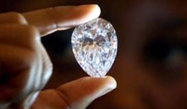 Dessert met diamant kost 25.000 euro
