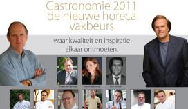 Rive, Blaauw en Van Loo bij Gastronomie 2011