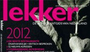 Lekker 2012: drie nieuwe namen in top-20