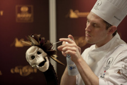 Frank Haasnoot wint World Chocolate Masters