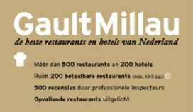 Absolute top GaultMillau 2012 groeit