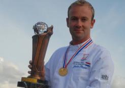 Guido Panjer naar Chefs Challenge in Boedapest