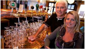 De Bonte Koe met stip op 3 in Café Top 100 2012