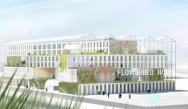 Aalsmeer denkt aan bijzonder 'bloemenhotel