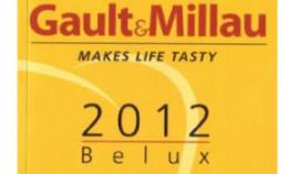 Nieuws GaultMillau 2012 België