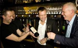 Eerste pop-up wijnbar in Amsterdam