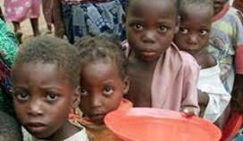 Cateraars zamelen €21.000 in tegen honger