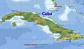 Gast-record voor Cuba