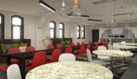 Multifunctionele bedrijfsrestaurants zetten opmars voort