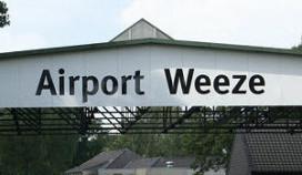 Veel minder passagiers op luchthaven Weeze