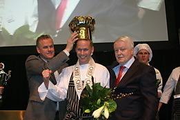 Alfred van Dijk wint Gouden Koksmuts