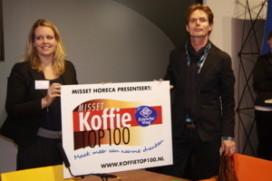 Logo Misset Horeca Koffie Top-100 onthuld