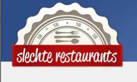 Ophef over nieuwe site Slechterestaurants.nl