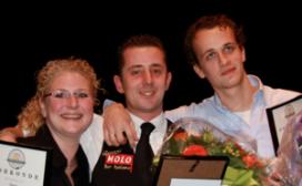 Nino Beltgens wint NK Biertappen