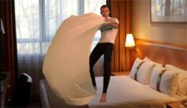 Olympiërs via smartphone op je hotelbed