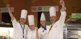 Tevreden Nederlands Bocuse-team: 'Gerechten visueel goed