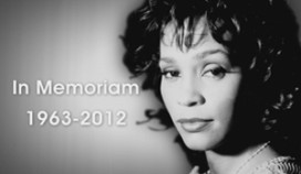 Whitney Houston-kamer' op slot