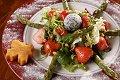 Grassberry salad
