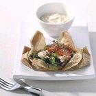 Verrassingspakketje met makreel en fijne groente