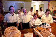 Vito's Sandwich Company Leerbedrijf van het Jaar 2002