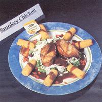 Menu 'Smokey Chicken