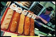 Subway: luxe sandwiches in een sober interieur