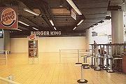 Burger King Schiphol blijft voorlopig dicht