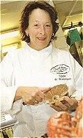 Sjanie de Geus Lady Chef
