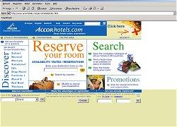 Accorhotels.com: nieuwe graphics