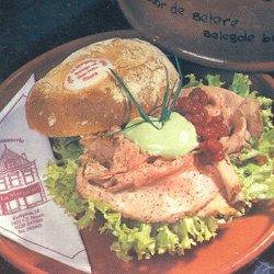 Broodje van de 20e eeuw (Nederlands, met friese nagelkaas)