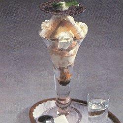 Hemel op aarde (Italiaans, met chocolade-ijs)