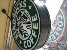 Primeur: Starbucks in Nederland