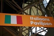 Italiaans paviljoen: Si, si!