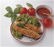 Courgettes gevuld met tomatenrijst