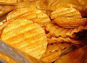 Huisgemaakte chips & dips