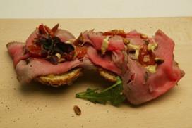Vincent Oud: Broodje Buffelo