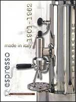 Espresso made in Italy 1901 – 1962