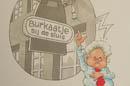Opvallende cartoons over horeca