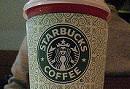 Stations springplank voor Starbucks