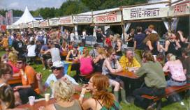 Festivalbezoeker wil gezonder eten