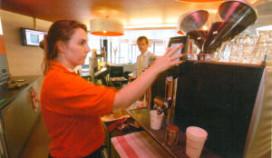 Trends automaten en warme dranken