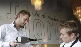 In de keuken van Floris trots op champagnekaart