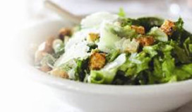 Het verhaal van de jarige Caesar Salad