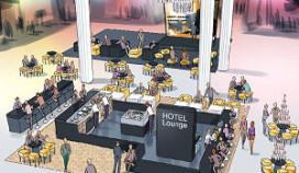 Van catwalk tot business talk in themawereld HOTEL
