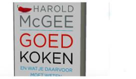 Win de kookgids van Harold McGee!