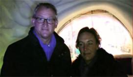 Op bezoek bij het eerste ijshotel van Nederland
