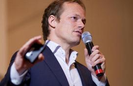 Yuri van Geest voorspelt 100 miljard dollar marktwaarde Airbnb